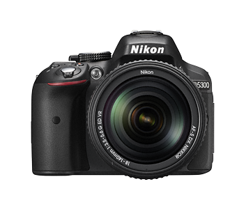 DSLR D5300 – Digital SLR Cameras - Nikon United Arab Emirates